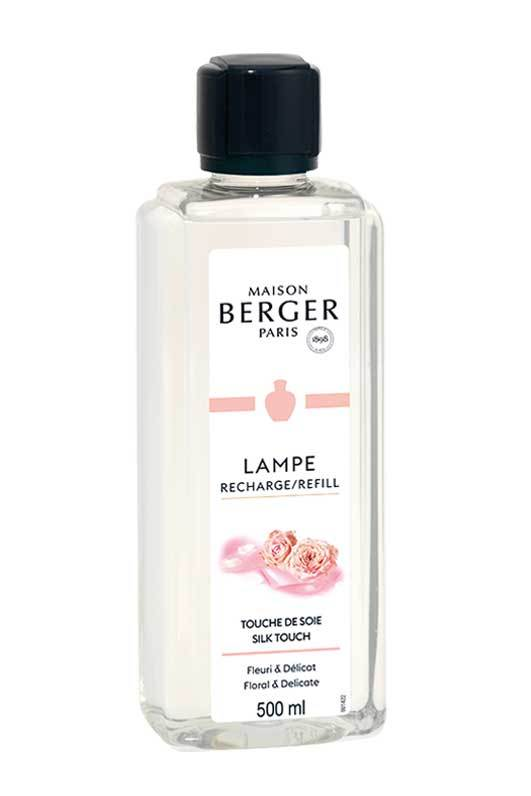 SILK TOUCH Lampe Berger 500ml