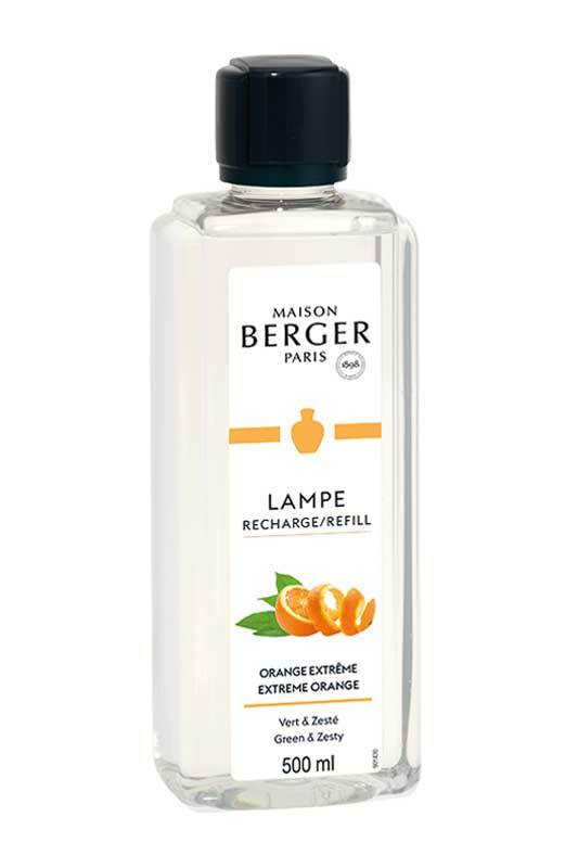 ORANGE EXTREME Lampe Berger 500ml