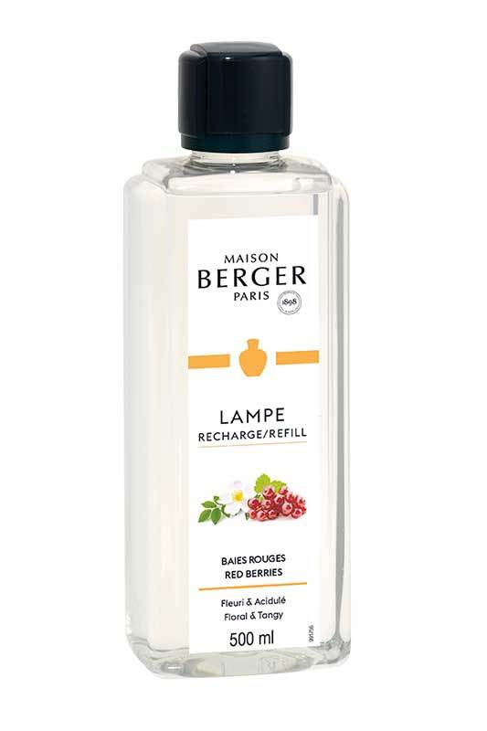 BAIES ROUGES Lampe Berger 500ml