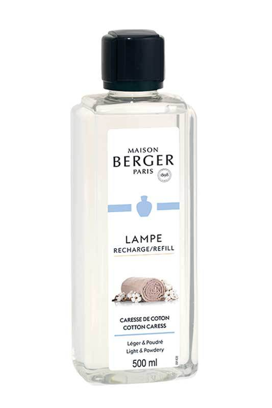 CARESSE COTON Lampe Berger 500ml