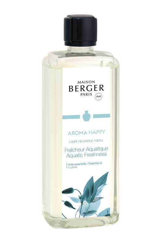 AROMA HAPPY Lampe Berger 500ml