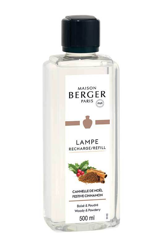 FESTIVE CANELLE Lampe Berger 500ml