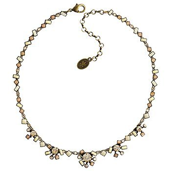Collier Jumping Baguette sand