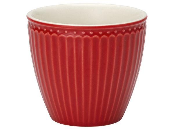 Latte cup Alice rot