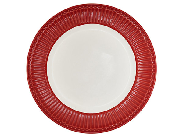 Dinnerplate Alice rot
