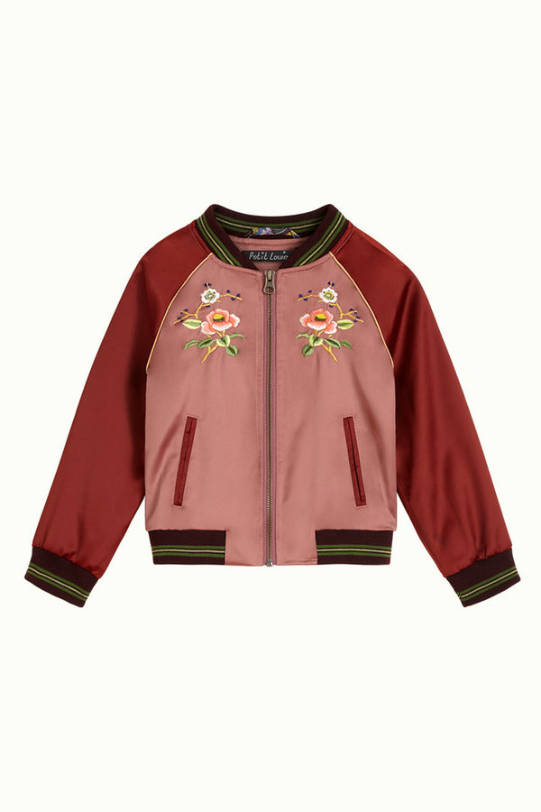Baseball Jacke cherrybird dusty rose Sale
