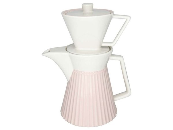 Koffeemaker Alice pale pink