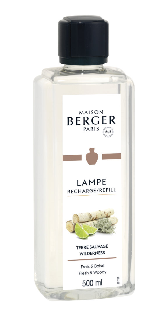 TERRE SAUVAGE Lampe Berger 500ml